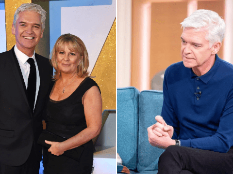 Philip Schofield's wife Stephanie Lowe 'not planning divorce' as This Morning host comes out as gay