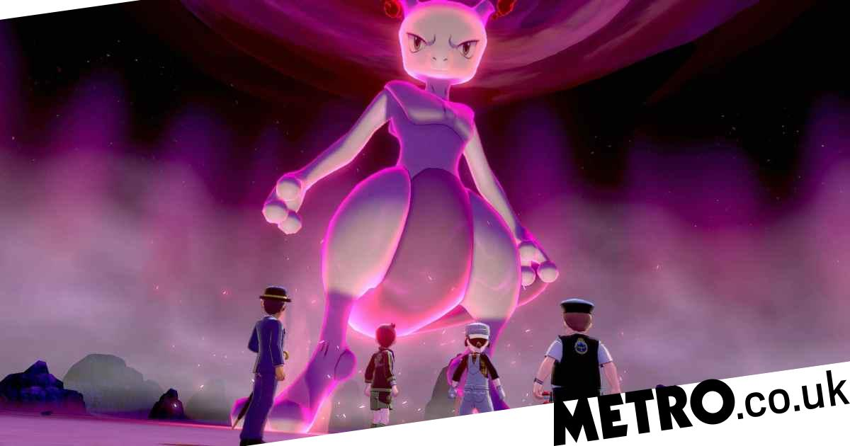 Mewtwo, Bulbasaur, Charmander & Squirtle added to Sword/Shield on Pokémon Day