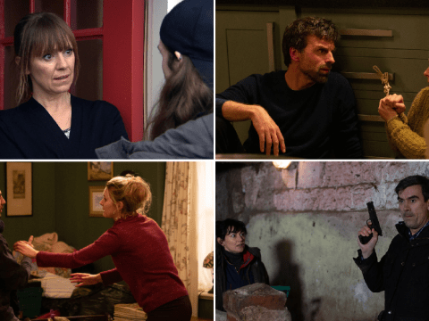 10 Emmerdale spoilers: Shooting horror, Kidnap ordeal and child gun fear