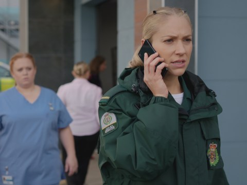 Casualty spoilers: Baby Harmony in deadly danger and Ethan returns to a lukewarm welcome