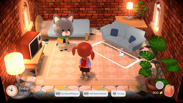 Hokko Life screenshot