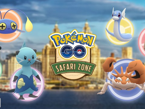 Pokémon Go UK Safari Zone event set for April, tickets are £12