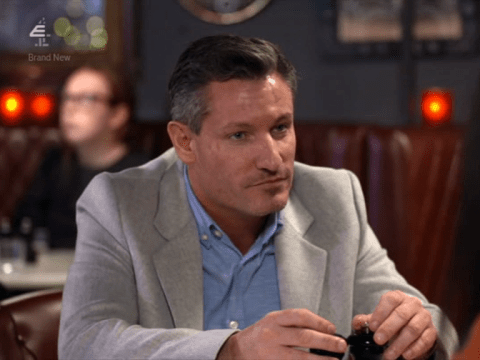 Dean Gaffney calls romance shows 'fake' despite appearing on Celebs Go Dating
