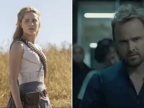 Westworld fans discover secret season 3 trailers which shed light on Aaron Paul's Caleb