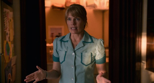 Kathleen Rose Perkins in I Am Not Okay With This