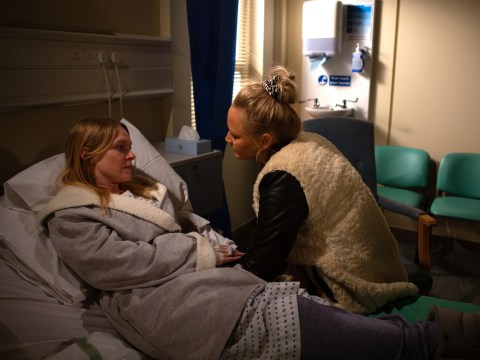 Emmerdale spoilers: Vanessa Woodfield's surgery is successful as she prepares for treatment
