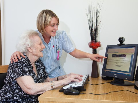 Care home launches digital 'adopt a grandparent' scheme – and they need volunteers to chat to elderly during coronavirus crisis