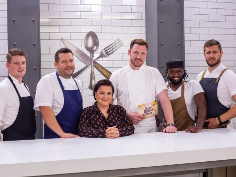 BBC's Great British Menu hit with complaints after TV bosses change show's format