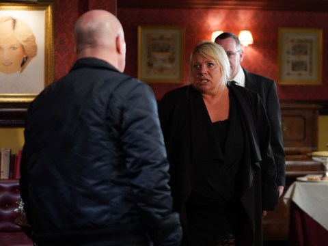 EastEnders spoilers: Enraged Sharon Mitchell lashes out at Phil tonight