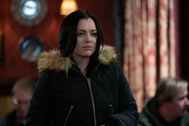 EastEnders fans in shock as Whitney decides to plead