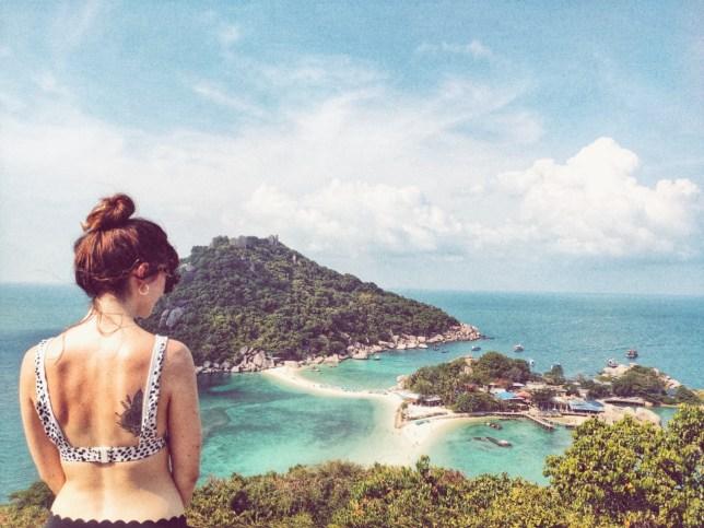 Daisy Jordan in Thailand