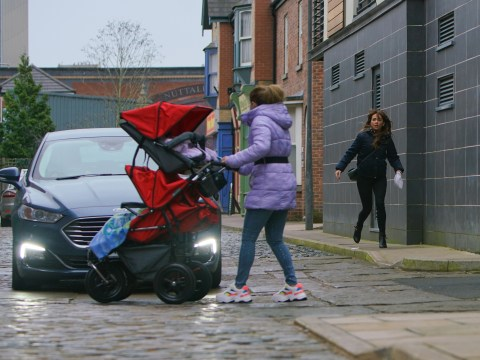 Coronation Street spoilers: Gemma Winter and the quads in danger tonight amid terrifying car accident