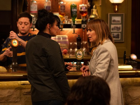 Emmerdale spoilers: Rhona Goskirk makes Moira Dingle a huge offer tonight