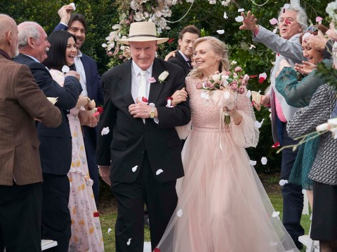 Home and Away spoilers: Disaster strikes on Alf and Martha's wedding day?