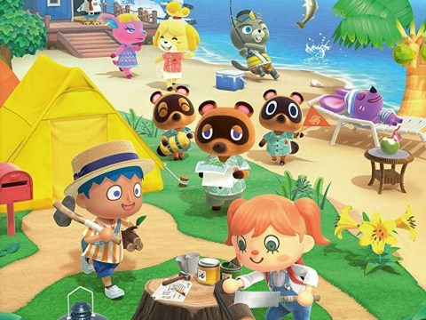Animal Crossing still UK number one despite new releases – Games charts 29 August