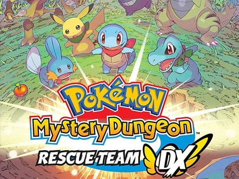 Pokémon Mystery Dungeon is new UK number one – Games charts 7 March