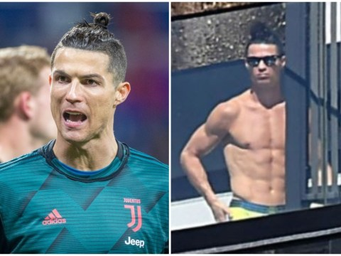Cristiano Ronaldo slammed for his actions during coronavirus lockdown by ex-Juventus chief