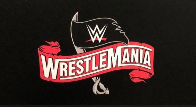 WWE WrestleMania 36 logo for Tampa