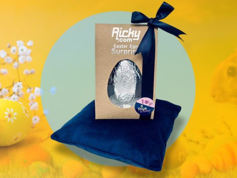 You can now buy a chocolate Easter egg with a sex toy inside