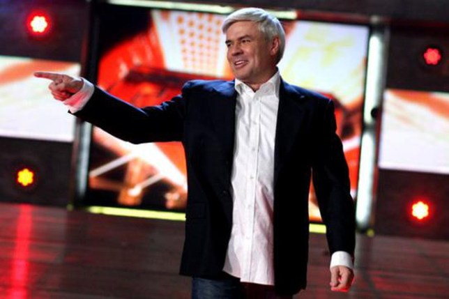 WWE and WCW legend Eric Bischoff on Monday Night Raw