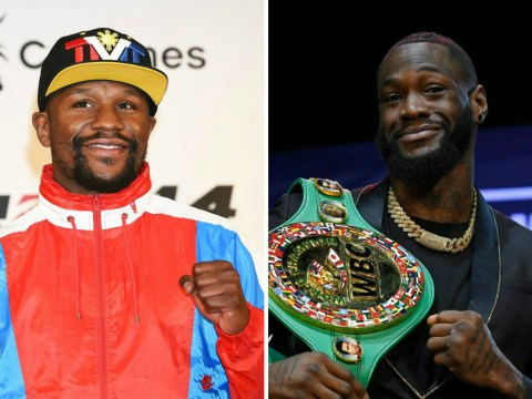 Floyd Mayweather says he can train Deontay Wilder to beat Tyson Fury in trilogy fight