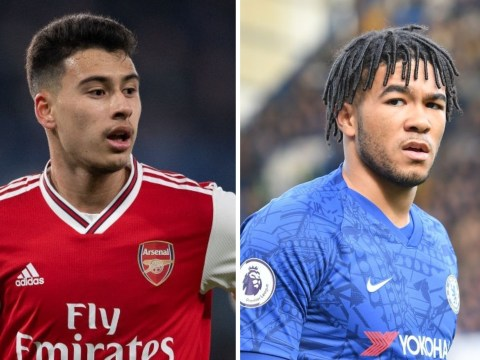 Rio Ferdinand names Gabriel Martinelli and Reece James in his Premier League top-five under-21s list