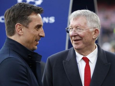 Gary Neville reveals he IGNORED Sir Alex Ferguson's advice at Valencia