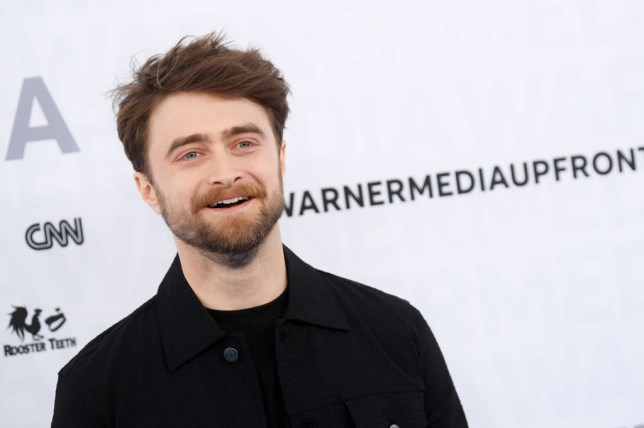 NEW YORK, NEW YORK - MAY 15: Daniel Radcliffe of TBS's Miracle Workers attends the WarnerMedia Upfront 2019 arrivals on the red carpet at The Theater at Madison Square Garden on May 15, 2019 in New York City. 602140 (Photo by Dimitrios Kambouris/Getty Images for WarnerMedia)