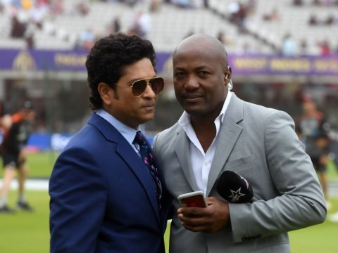 Cricket legends Sachin Tendulkar and Brian Lara post coronavirus messages