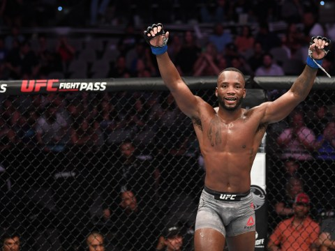 UFC London to move to USA but Leon Edwards vs Tyron Woodley will still happen, says Dana White
