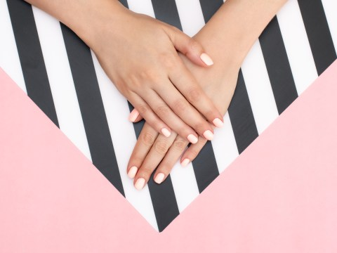 How to do your own gel nail manicure at home