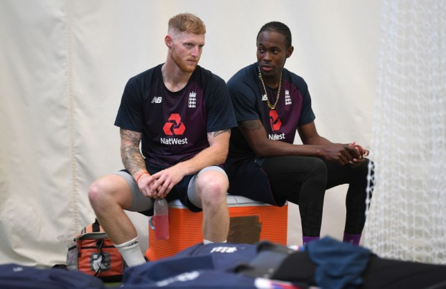 Ben Stokes has offered his support to England team-mate Jofra Archer