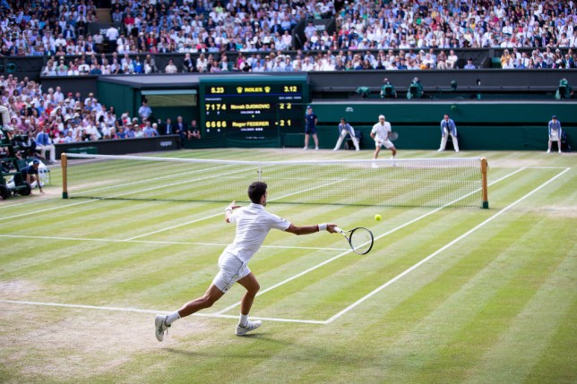Wimbledon is likely to be cancelled rather than postponed or played behind closed doors