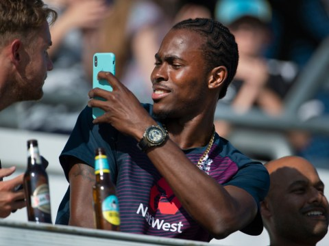 England bowler Jofra Archer has 'fingers crossed' over Indian Premier League after injury blow
