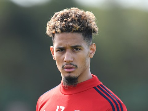 Arsenal defender William Saliba compared to Raphael Varane by his former coach