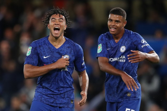 Chelsea star Reece James backs Tino Anjorin to make it in first team