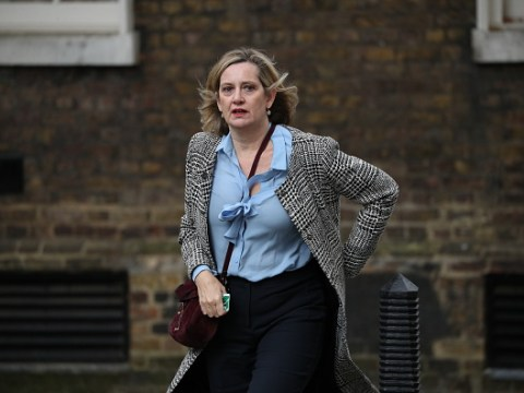 Students who protested against Amber Rudd were not 'rude' – they captured the spirit of International Women's Day
