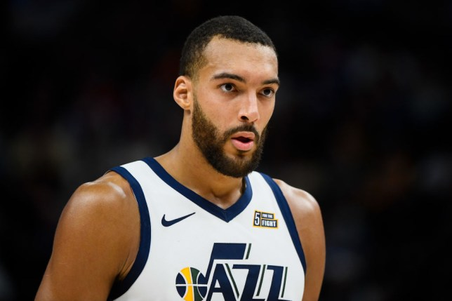 Rudy Gobert has since apologised for his actions (Picture: Getty)
