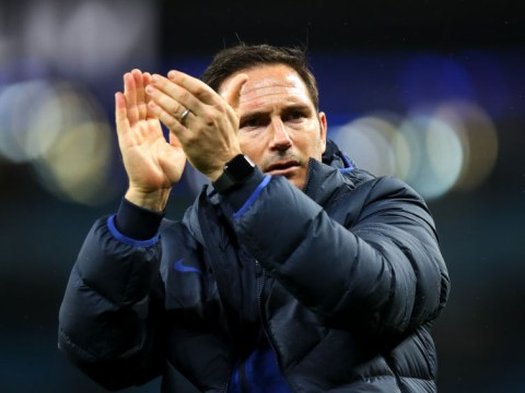 Frank Lampard makes passionate coronavirus statement as Chelsea reopen training ground following Callum Hudson-Odoi diagnosis