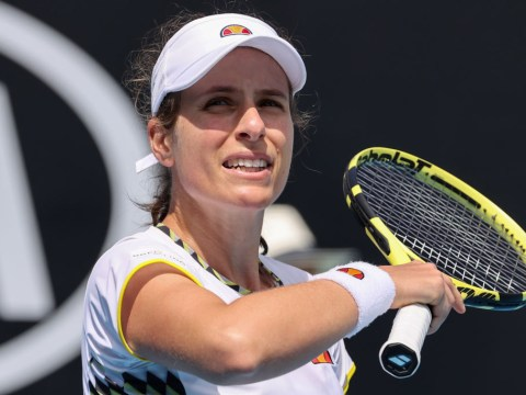Johanna Konta remains 'hopeful' Wimbledon will go ahead amid coronavirus crisis