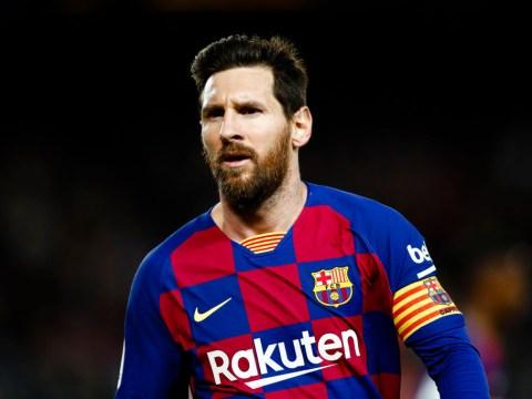 Barcelona star Lionel Messi donates €1million to help fight coronavirus