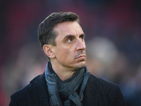 Gary Neville urges Premier League to prioritise health over money during coronavirus pandemic
