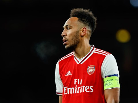 Charlie Nicholas tells Arsenal star Pierre-Emerick Aubameyang not to join Man Utd