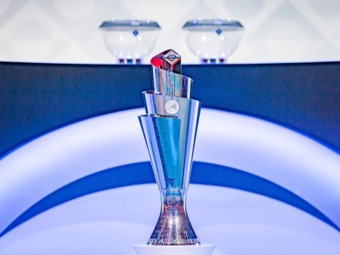 Uefa Nations League draw: England face Belgium, Iceland and Denmark