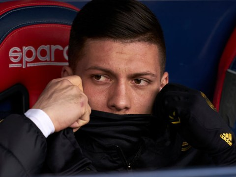 Chelsea to be offered Luka Jovic transfer after coronavirus self-isolation row