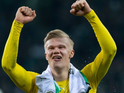 Man Utd primed for Erling Haaland transfer battle with Real Madrid