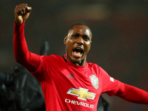 Odion Ighalo sends clear message to Manchester United over his future at the club