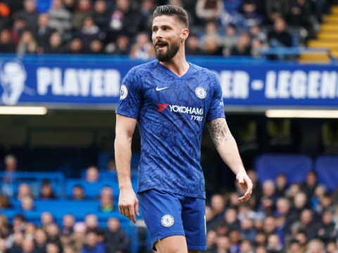 Olivier Giroud open to staying at Chelsea after winning back his spot under Frank Lampard