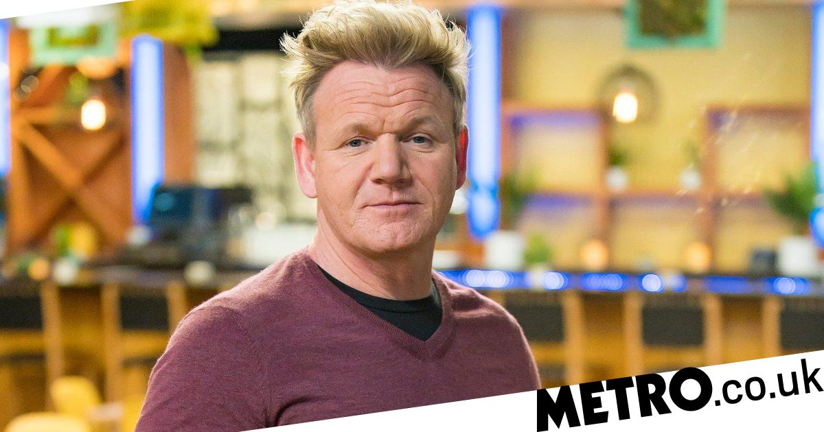Gordon Ramsay hits back at 'pathetic' criticism after laying off staff