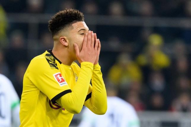 Manchester United remain keen on signing Borussia Dortmund's Jadon Sancho